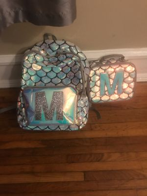 Lunch box and book bag from justice asking 50$ or best offer for Sale in Lancaster, PA