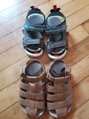 Size 9 boys shoes for Sale in Menasha, WI