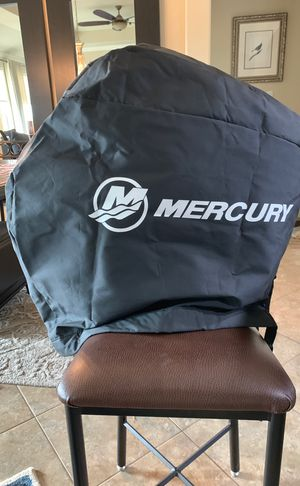 Mercury outboard motor cover for Sale in Hutto, TX