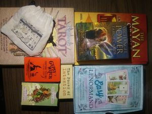 Oracle and Tarot cards for Sale in Indianapolis, IN