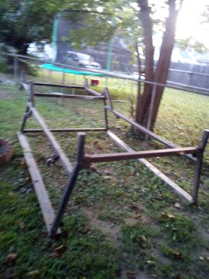 Heavy duty ladder racks for Sale in Louisville, KY
