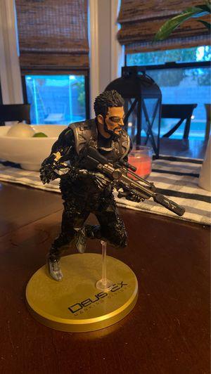 Deus ex mankind divided statue for Sale in Gilbert, AZ