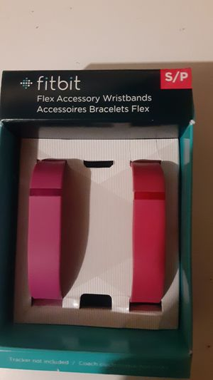 Fitbit bands (size S) for Sale in San Diego, CA