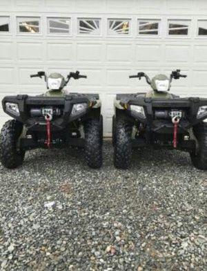 "BestPrice$12OO Two 2005 Polaris Sportsman 400 ATV""""s for Sale in Washington, DC"