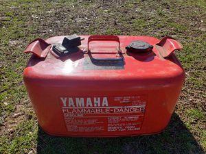 Yamaha 24 Litre gas tank for Sale in Quinton, VA