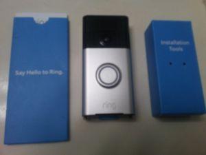 1080p Ring Video Doorbell for Sale in Baton Rouge, LA