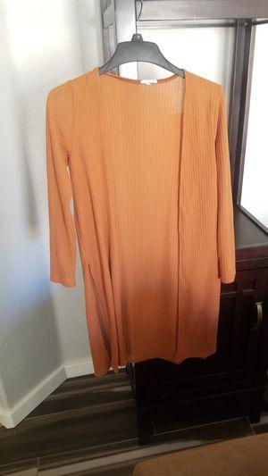 """Tiny Willow"" Orange Cardigan for Sale in Glendale, AZ"