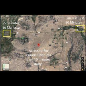 5 Acre Lot In SW Colorado, Near The Rio Grande river for Sale in Manitou Springs, CO