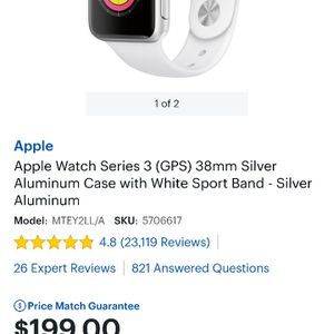 Apple Watch ⌚ for Sale in Goddard, KS