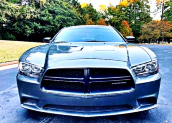 2012_Charger V6, 3.6 Spare Tire Mount Location: Inside under cargo