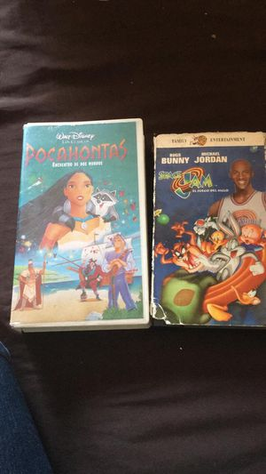 Space jam movie for Sale in Dallas, TX
