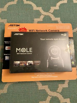 Astak MOLE home security camera for Sale in Claremont, CA