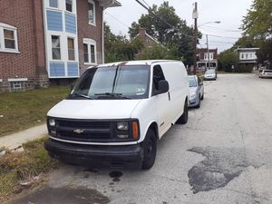 2000 Chevy Express cargo van for Sale in UPPR CHICHSTR, PA