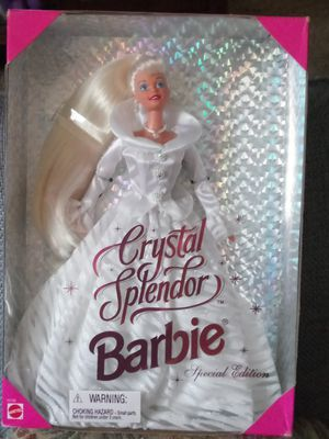 Crystal splendor Barbie for Sale in Dallas, TX