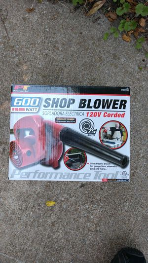 Performance tool shop blower for Sale in Saint Joseph, MO
