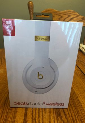 Brand new Beats wireless Headphones for Sale in Westland, MI