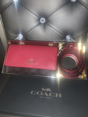 Coach purses brand new authentic! Just never got around to use them! for Sale in Stockton, CA