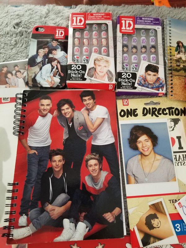 ONE DIRECTION Stuff (FANS ONLY)