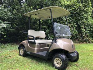 2020 Yamaha Drive2 48v electric Golf Cart 4 year factory warranty for Sale in Fairburn, GA