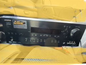 ONKYO Receiver good condition $60 for Sale in Salt Lake City, UT