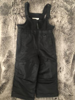 2T Snow Pants - Black for Sale in Arlington, VA