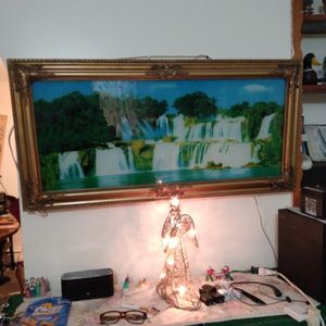 Waterfall Painting for Sale in Bridgeport, CT