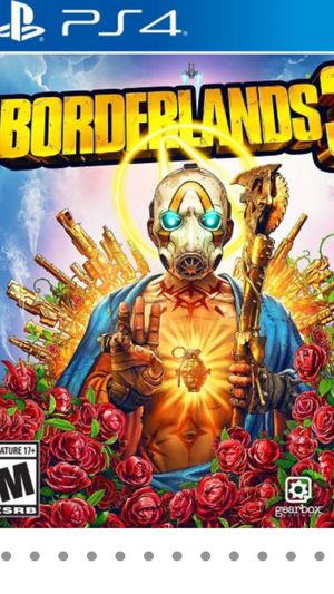PlayStation 4 Borderlands 3 for Sale in Chino, CA