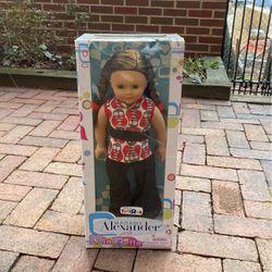 Mia Bella Girls Doll for Sale in Alexandria,  VA