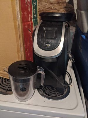 Keurig 2.0&Ice Pitcher for Sale in Hutchinson, KS