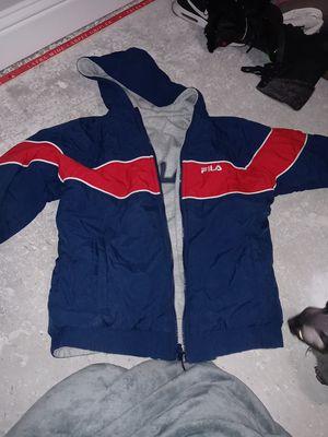 Vintage medium kids Fila jacket for Sale in Roseville, CA