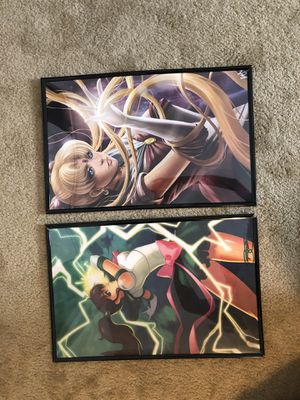 Sailor Moon Art Prints for Sale in Tampa, FL