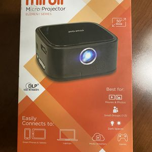 Miroir - Micro Projector - Black for Sale in San Diego, CA