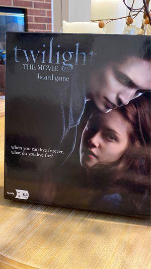 Twilight board game for Sale in Dallas, TX