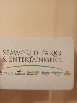 Sea world tickets for Sale in Avon Park, FL