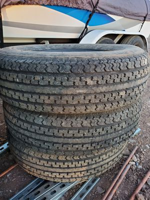 Elevate Radial Trailer Tires ST235/80R16 for Sale in Lancaster, CA