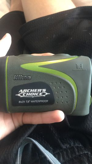 Nikon archers choice rangefinder for Sale in Webb City, MO