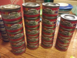 STERNO CANNED HEAT for Sale in St. Louis, MO