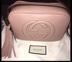 Gucci blush soho disco crossbody bag for Sale in Nashville, TN