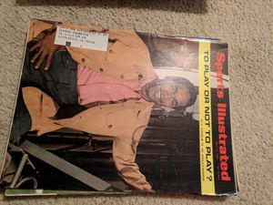 1969 sports illustrated OJ Simpson for Sale in Corinth, ME