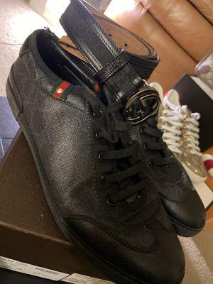 Gucci Gg Tennis Sneakers Women's for Sale in Willingboro, NJ