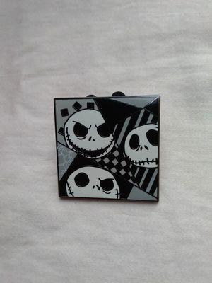 Disney Trade Pins-Jack Skeleton for Sale in Visalia, CA