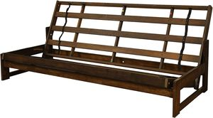 Futon bed frame, very good condition for Sale in Chantilly, VA