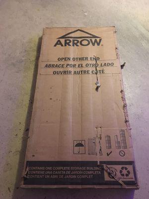 Arrow Shed (Brand New) for Sale in Apopka, FL