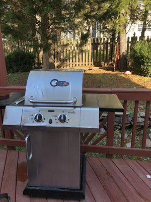 Barely used charbroil grill for sale for Sale in Ashburn, VA