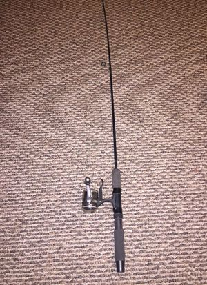 Zebco fishing rod and reel combo for Sale in Collinsville, IL
