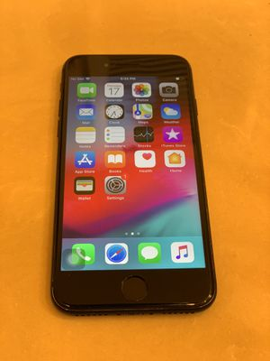 iPhone 7 Black Metro/T-Mobile 128gb for Sale in Port St. Lucie, FL