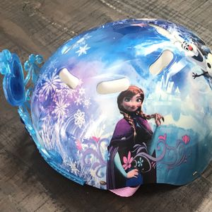 Frozen Child Helmet Olaf Anna Elsa just $5 for Sale in Port St. Lucie, FL