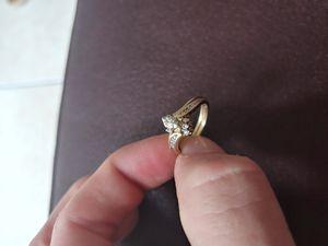 1/4 Karat Diamond Ring Wedding Set (2piece) for Sale in Miami, FL