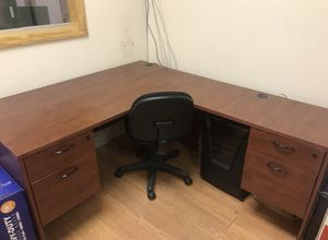 L-Shaped Desk for Sale for sale  Bronx, NY