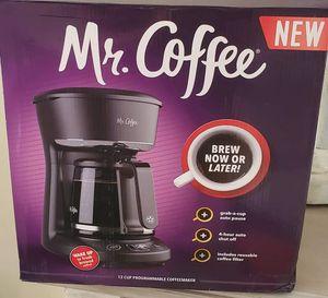 Mr Coffee programmable coffee maker for Sale in Orlando, FL